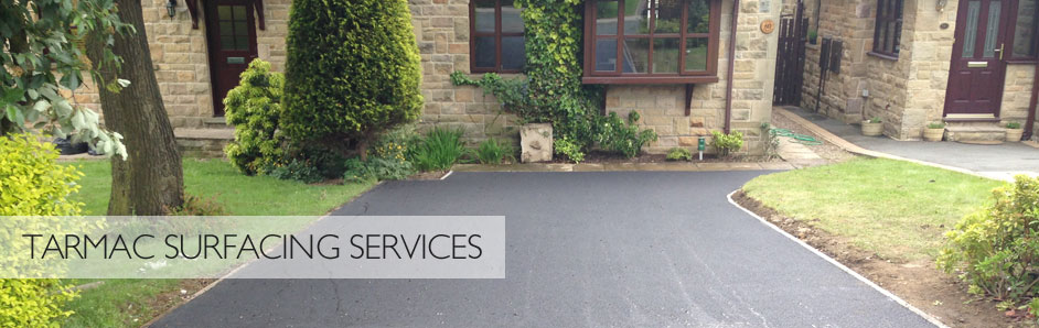 Tarmac Surfacing Services